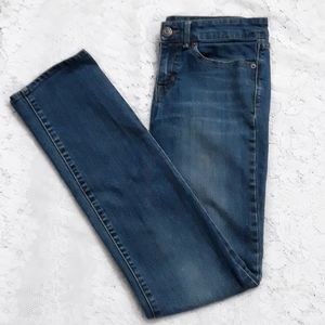 GAP MidRise Straight Fit Jeans